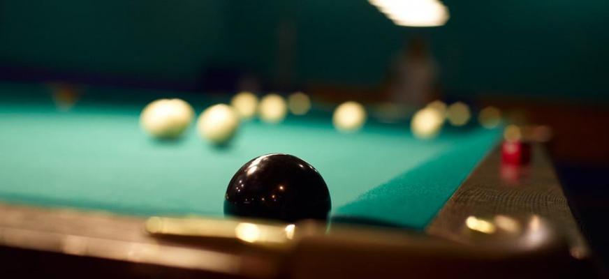 """Бизнес-отель """"Империал"""": Billiards"""