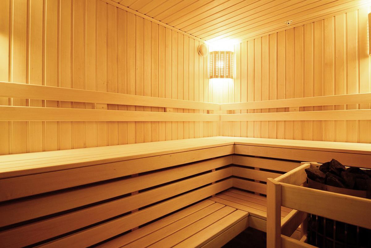 Отель «Империал Wellness & SPA»: Финская сауна