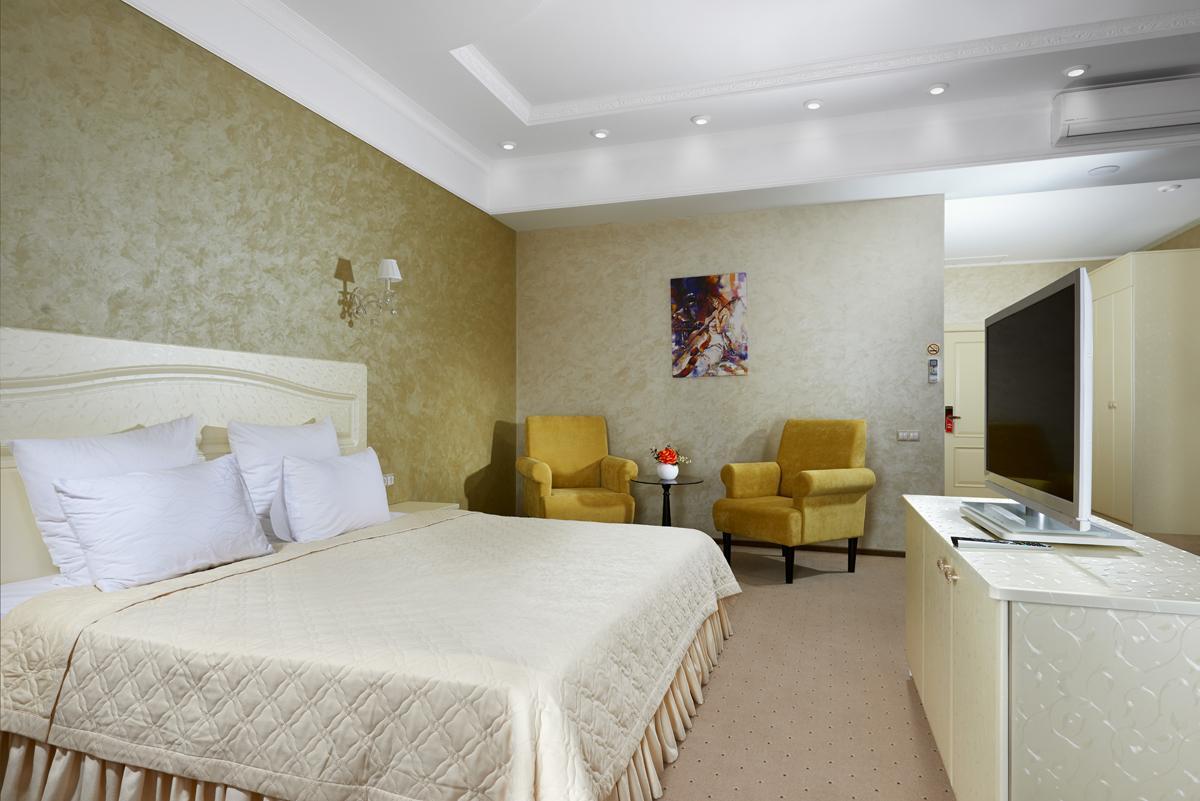"""Бизнес-отель """"Империал"""": Номер категории Luxury"""