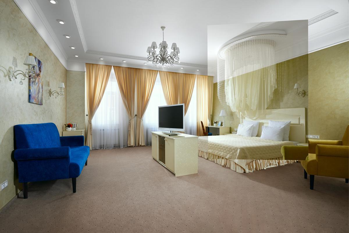"Бизнес-отель ""Империал"": Number of category Luxury"