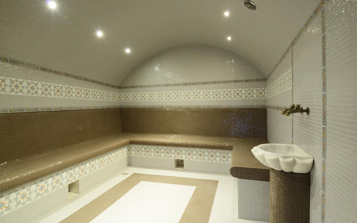 """Бизнес-отель """"Империал"""": Turkish sauna"""