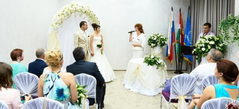 """Бизнес-отель """"Империал"""": Свадьба в отеле"""